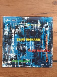Cliff-Richard-Cliff-Richard-Columbia-33SX-1709-Vinyl-LP-Album-Mono