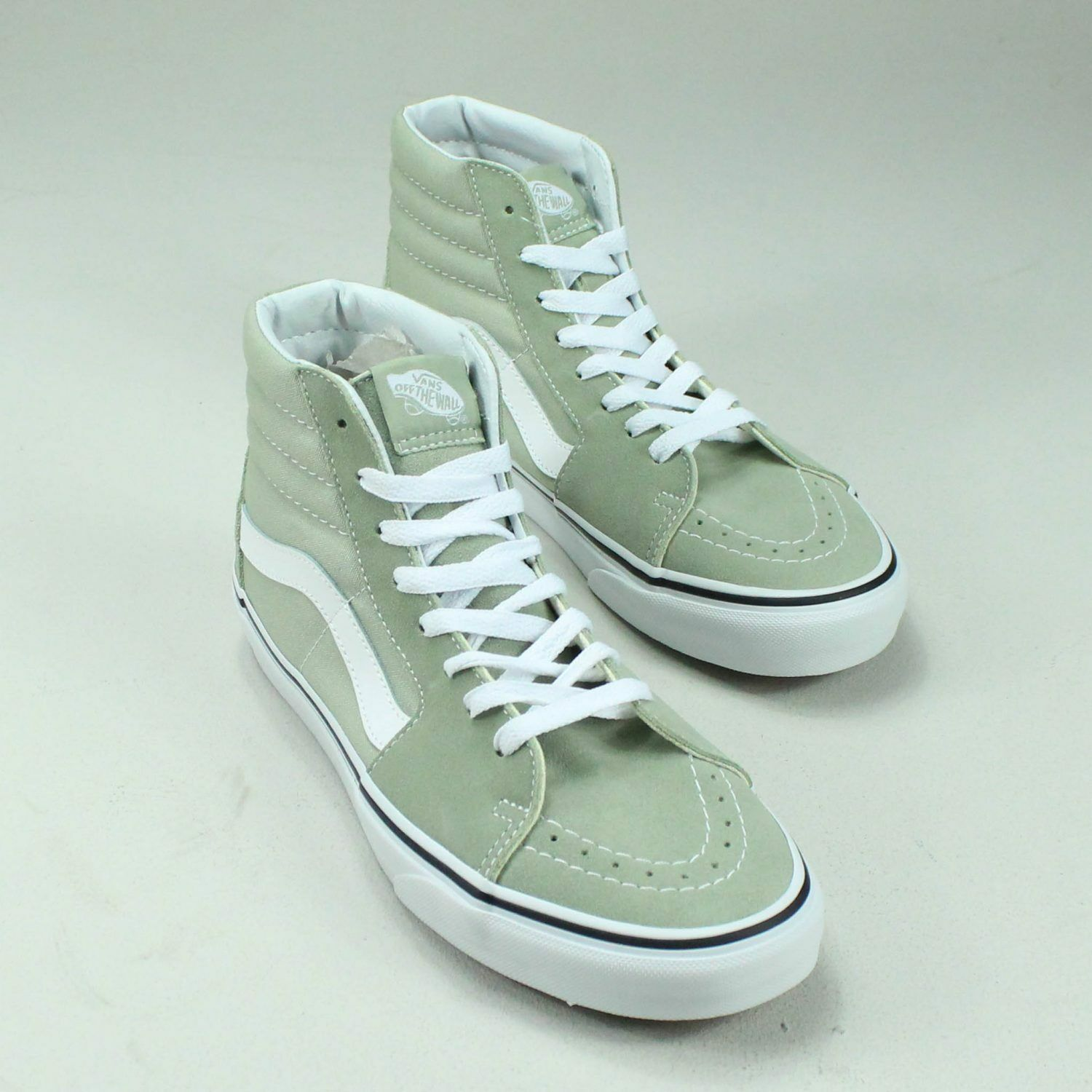 Vans Colour Schuhes Theory Sk8 Hi Trainers Schuhes Colour in Sage in UK Größe 4,5,6,7 73520b