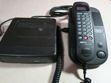 Motorola Nextel M12uch6rr6bn Tranceiver With Fln2320a Phone Fln8286a Handset