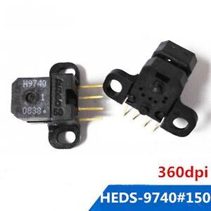 Avago Heds 9740 150 Encoder Optical Sensor 360 Dpi For