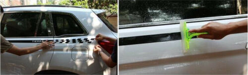 Auto Car Side Hood Fender Graphic Viny Decal DIY Decoration Sticker Waterproof