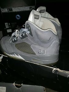 promo code 3c59f d4a31 Details about 2010 Jordan 5 Wolf Grey Size 9 , 7/10 -8/10 Condition