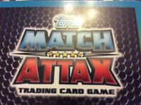 Match Attax 15/16 FULL BASE TEAM 22 CARDS WITH ALL 3 MAN OF THE MATCH