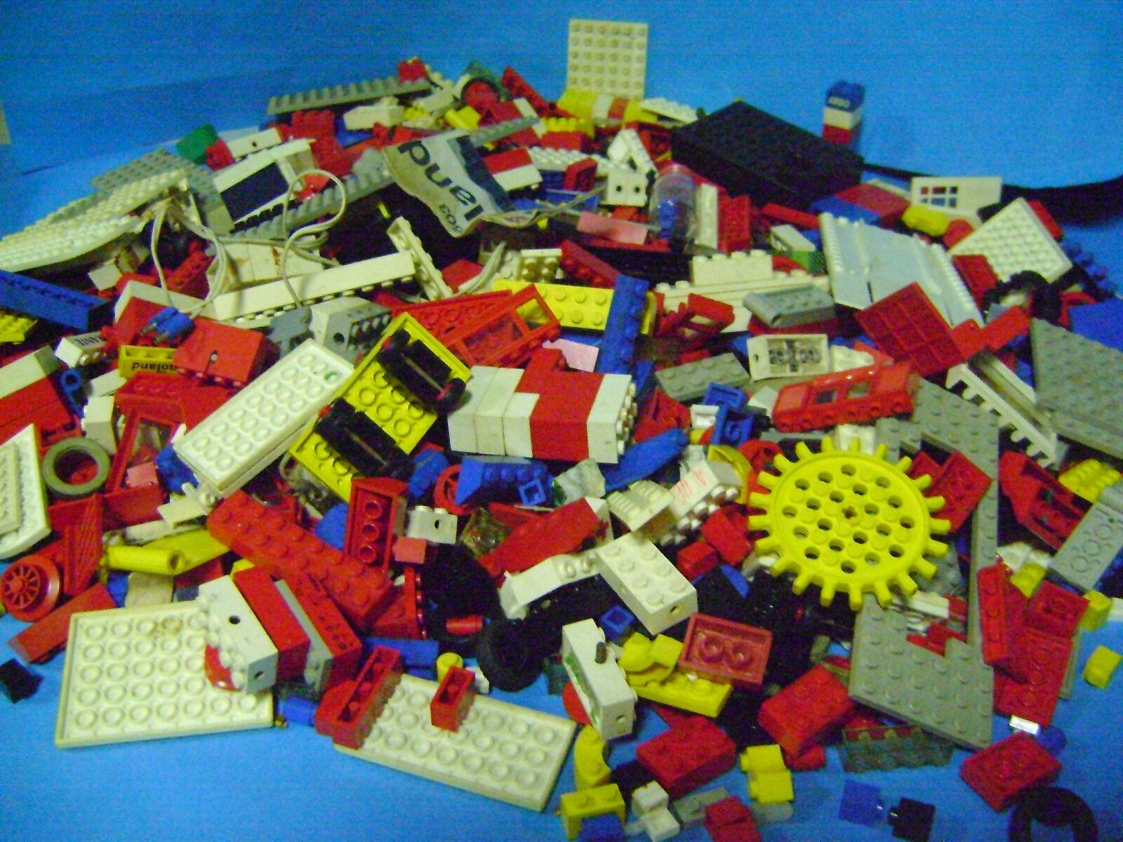LEGO MEGA BLOCCO COSTRUZIONI  anni 70