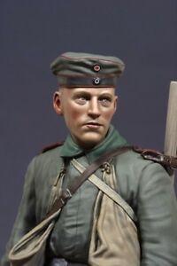 Jon Smith Kit Stormtrooper Sapper Ww1 1 / 10ème Buste de l'armée allemande