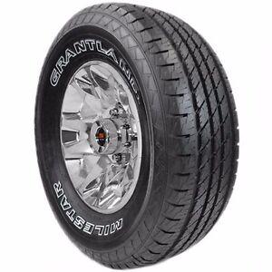 4 New 235 75r15 Milestar Grantland Xl Tires 235 75 15 R15 2357515