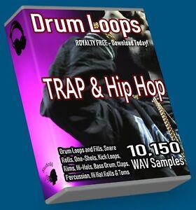 Trap Drum Loops vs Hip Hop Beats! FL Studio Ableton Cubase