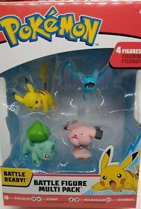 Pokemon Battle Figure Pack New in PackageVaporeonNew