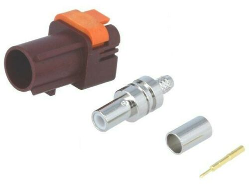 MX-73403-6283 Stecker FAKRA II SMB männlich gerade RG174,RG316 734036283 MOLEX