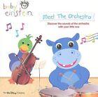 Meet the Orchestra by Baby Einstein, Baby Einstein Music Box Orchest (CD, Dec-2005, Buena Vista)