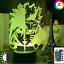 thumbnail 6 - Anime 3d Lamp Naruto Sasuke Kakashi Hinata Obito Itachi Acrylic LED Light Remote