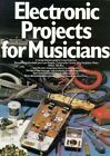 Electronic Projects for Musicians by Anderton (Paperback, 1997)