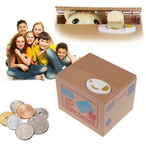 Yellow-Cat-Automated-Stealing-Coins-Money-Box-Piggy-Bank-Storage-Saving-Boxes-Y