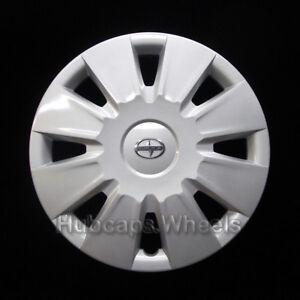 Scion-xA-and-xB-Series-2006-Hubcap-Genuine-Factory-OEM-61145-Wheel-Cover