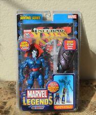 Marvel Legends Mr. Sinister Action Figure Loose ToyBiz 2005 Sentinel Series 10