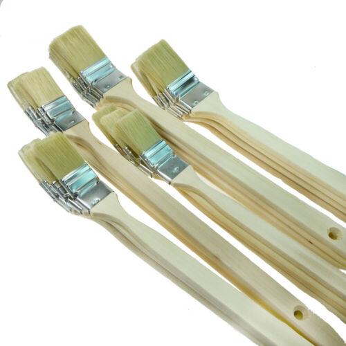 ROTIX 20 x Heizkörperpinsel Ecken-Pinsel 12 Stück 35 mm 8 Stück 50 mm