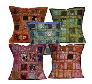 An-Embroidery-Sequin-Patchwork-USA-Throw-Pillow-Cushion-Cover