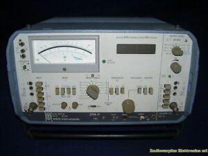 SPM-31 WANDEL & GOLTERMANN  Level Meter