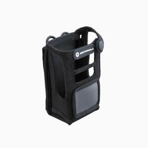 Motorola-PMLN5090A-Nylon-Funda-Para-GP344R-Nuevo