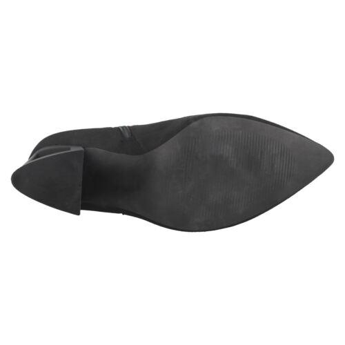 microfibra nero stivaletti al donna 99 dettaglio F5r0887 in con da prezzo 39 £ w7x6E