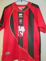 Brighton & Hove Albion 2009-2011 Squad Signed Away Football Shirt COA  /14520