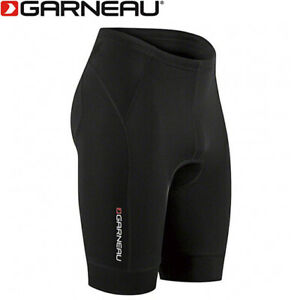 Louis Garneau Signature Optimum Men's Cycling Shorts - Black 2XL