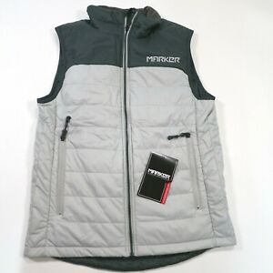 125-Men-039-s-Marker-Skiers-Layering-Vest-Size-Small-NWT