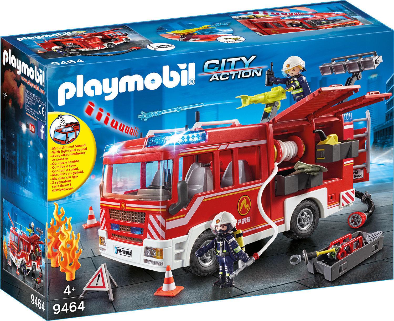 PLAYMOBIL® PLAYMOBIL® PLAYMOBIL® City Action 9464 Feuerwehr-Rüstfahrzeug 4561eb