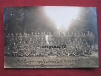 Foto,Fotopostkarte Lippe,Detmold Hermannsdenkmal von 1922