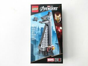 100-RATING-LEGO-40334-Avengers-Tower-Iron-Man-Marvel-Rare-BRAND-NEW-SEALED