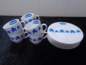 12-Piezas-Material-Porcelana-Servicio-de-Cafe-Big-Brother-Anuncio-Publicidad