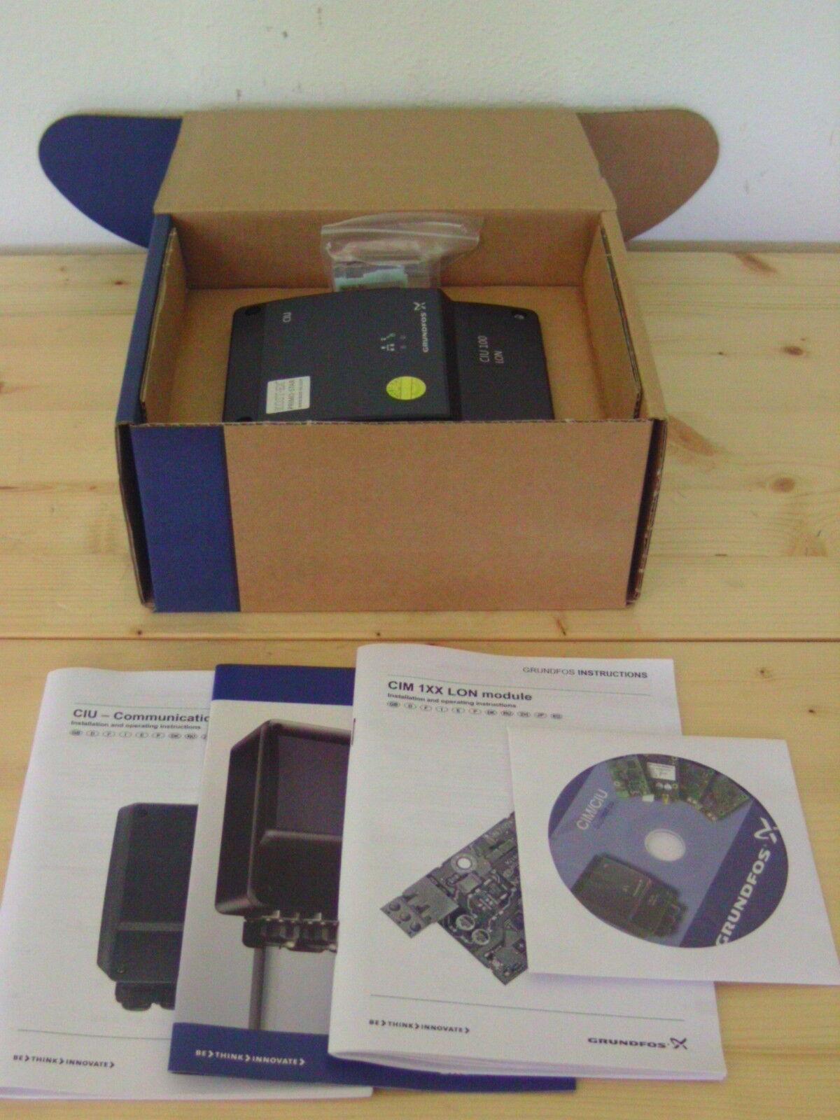 Grundfos Pumpenmodul MAGNA-CIU 100 LON Modul 96753735-V01 KOST-EX P13 512