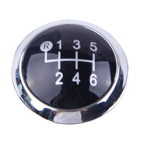 Fit Für Toyota Avensis Knauf Kappe Deckel Knopf Schaltknauf Abdeckung 6 Gang