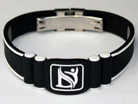 Dr-ion Resizable Negative Ion Energy Wristband W/clasp Bracelet All Colors