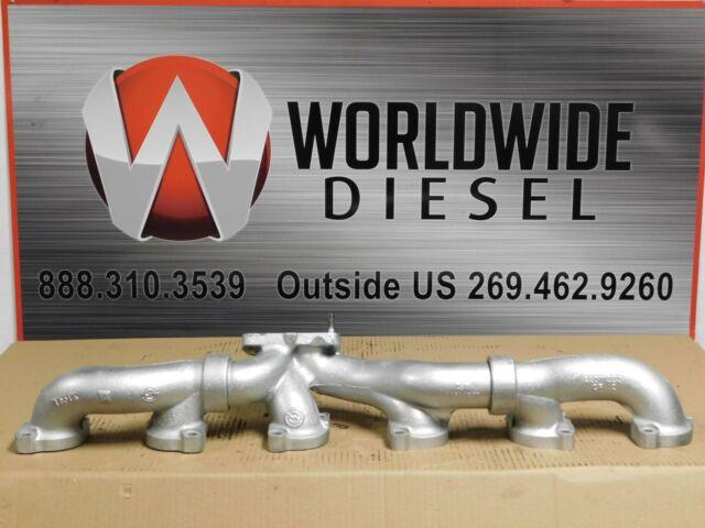 Detroit Series 60 12.7L Exhaust Manifold, Parts # 23511977