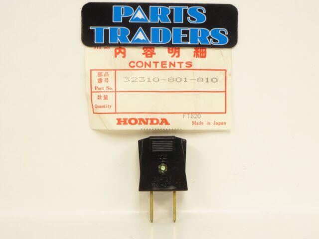 Nos Genuine Honda Generator Plug Assembly E1500 Em400