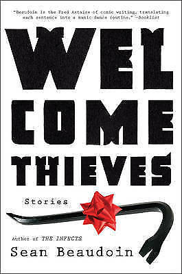 1 of 1 - Welcome Thieves: Stories-ExLibrary