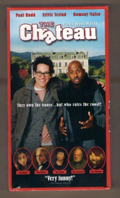 The Chateau (VHS, 2003)