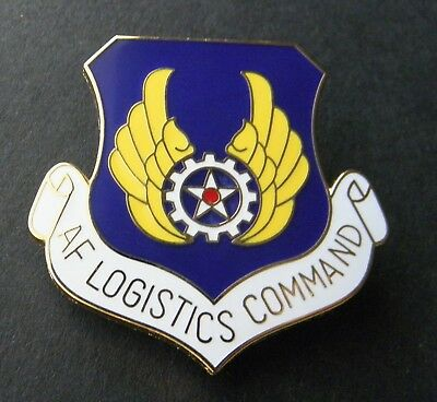 Strategic Air Command US Air Force Enamel Hat Lapel Pin Badge USAF 1.5 inches