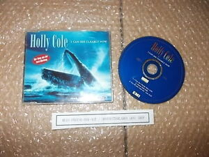 CD-Pop-Holly-Cole-I-Can-See-Clearly-Now-3-Song-MCD-CAPITOL-Ford-Commercial