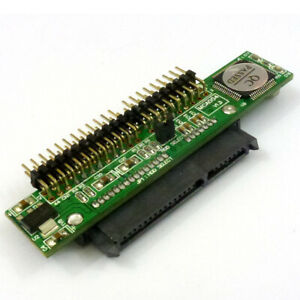 REDUCED-2-5-SATA-to-2-5-034-IDE-Hard-Drive-HDD-Controller-Adaptor-Flat-type
