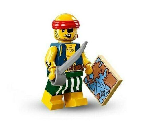 Lego Figurine Minifigure Série 16-71013 LE FLIBUSTIER