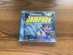 PlayStation Underground Jampack Winter 2000 Complete PS1 Demos