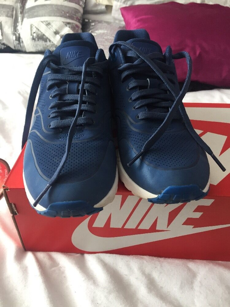 info for 506eb 12fd3 ... Nike Women s Women s Women s Air Max Size 7 Blue With Box 915615