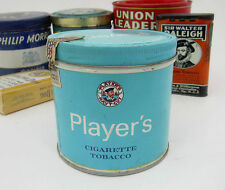Vintage Player's Navy Cut Cigarette Tobacco Advertising Tin Imperial Canada