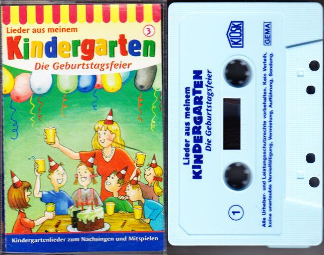 MC Lieder aus meinem Kindergarten 3 - Die Geburtstagsfeier - KIOSK