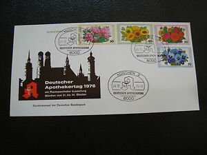 Germany-Rfa-Envelope-24-10-1976-cy70-Germany