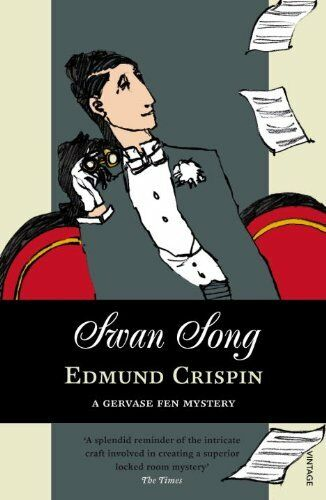 Swan Song By Edmund Crispin. 9780099542148