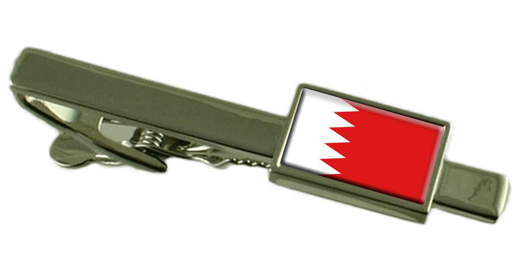 Bahrain Tie Clip Bar con incisa personalizzata finestra di di di messaggio 8f2b19