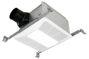 KAZE SE90TL2 0.3-Sones Quiet Bathroom Ventilation Exhaust ...